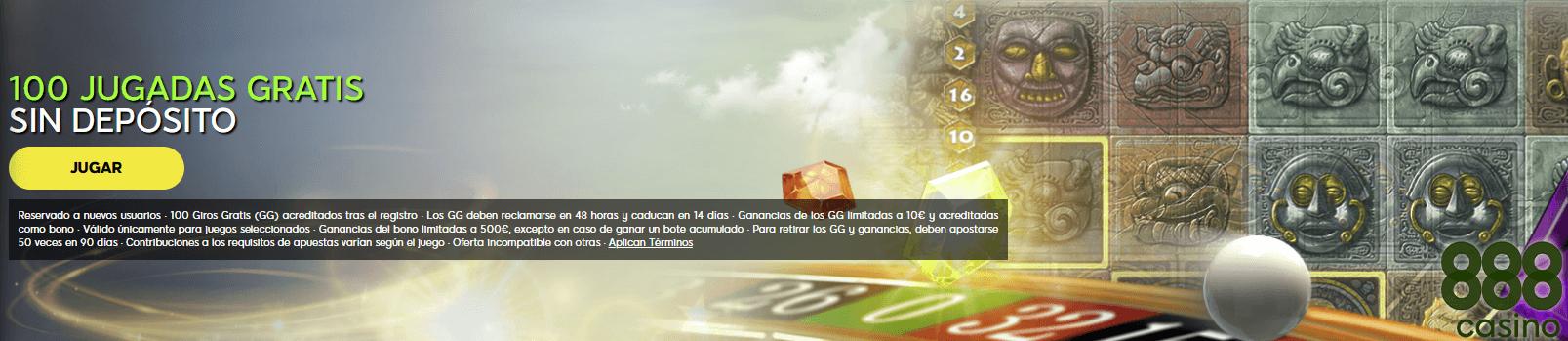 Casino online España: Juega en 888Casino España