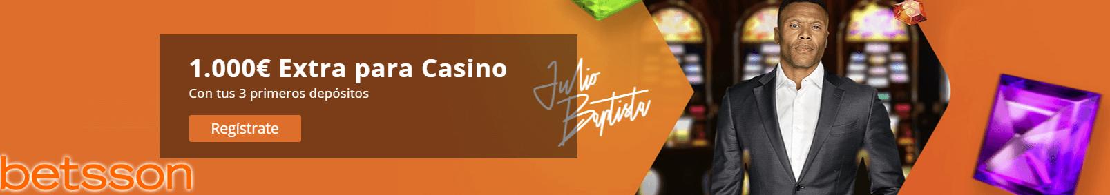 Lo mejor casino online espana es Betsson espana!