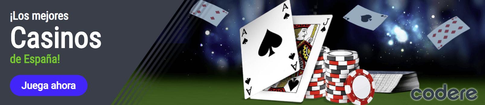 La codere es un casino online españa muy bueno para jugar!